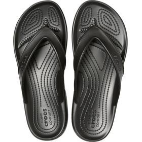 Crocs Classic II Sandalias de Piel, negro